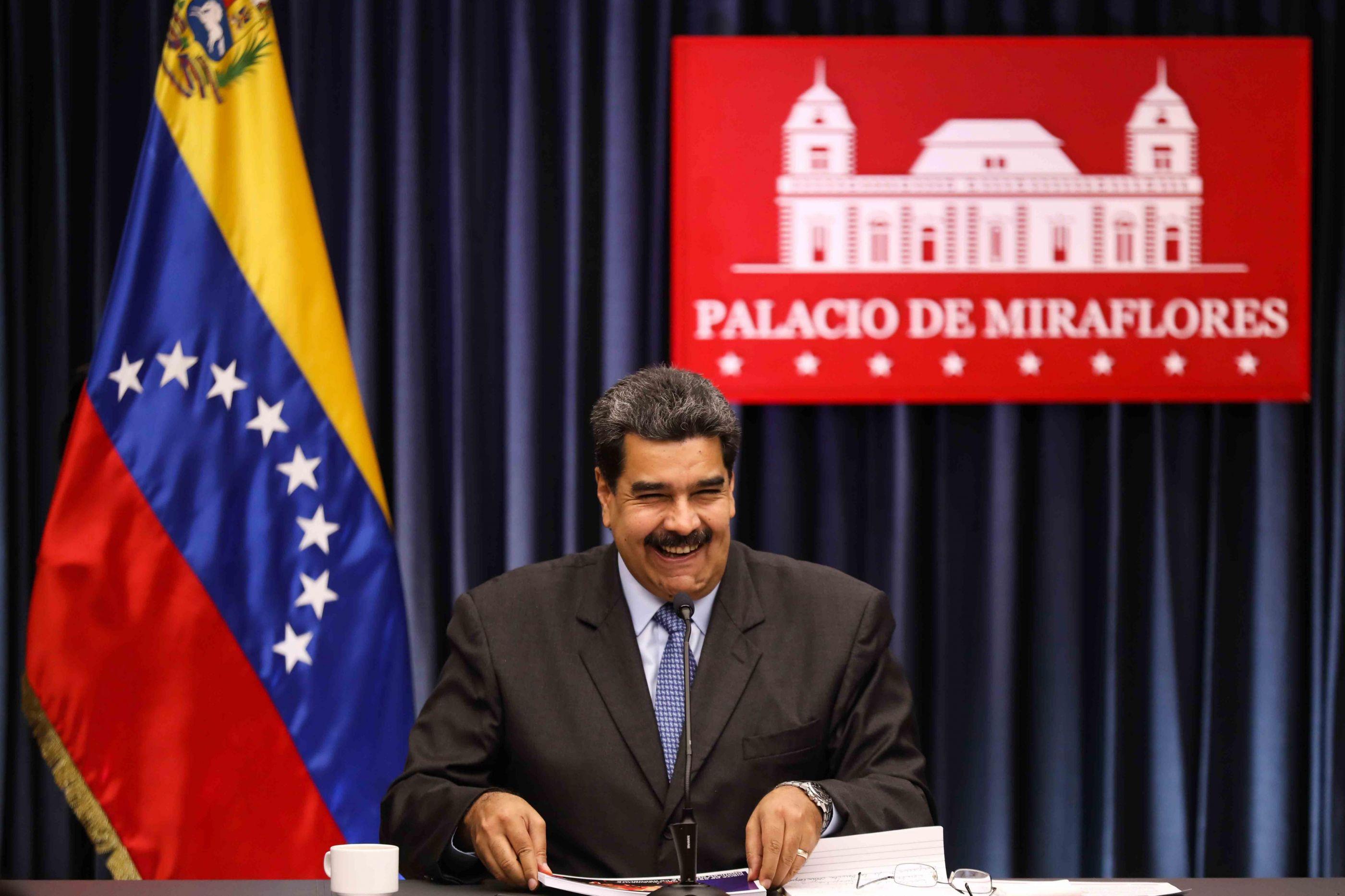 Venezuela detém mais três envolvidos em atentado contra Nicolás Maduro
