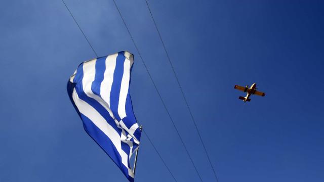 PIB preliminar da Grécia sobe 0,8% no segundo trimestre