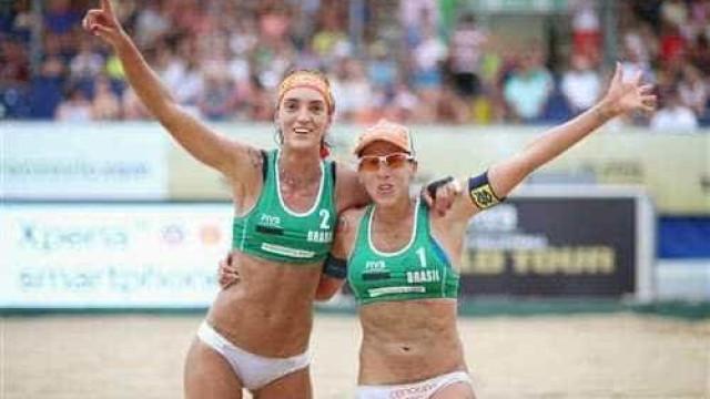 Fernanda Berti e Taiana vão à chave principal do último Grand Slam do ano