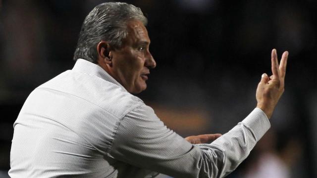 Tite cobra concentração e mira vaga na Libertadores