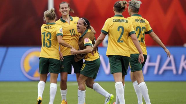 Austrália cancela amistosos após boicote de jogadoras
