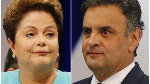 Dilma tem 54% dos votos válidos; Aécio, 46%, diz Vox Populi