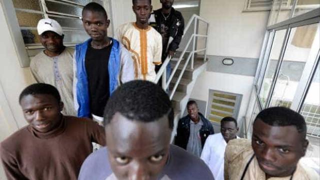 Imigrante senegalês é incendiado por um grupo de homens no RS