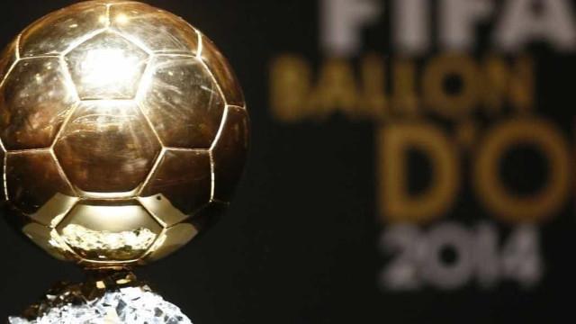 Fifa anuncia data da entrega da Bola de Ouro