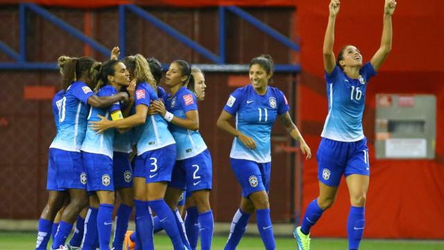 Seleção feminina de futebol exalta importância de amistoso com a França
