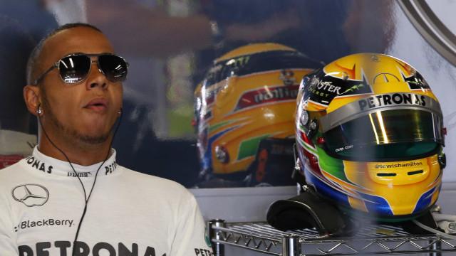 Lewis Hamilton é bicampeão do Mundo de Fórmula 1