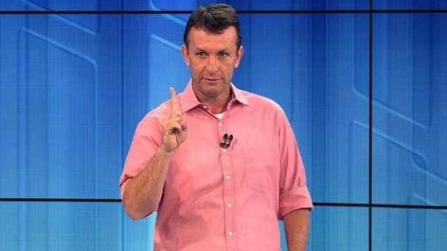 """Depressivo, Neto diz que TV está repleta de """"traíras"""""""