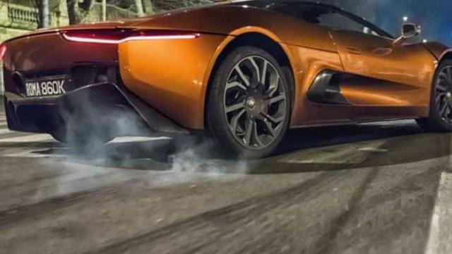 Jaguar C-X75: conheça o (novo) carro de James Bond