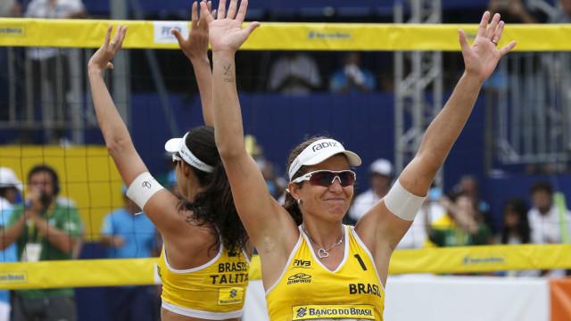 Brasileiras seguem vivas na competição que encerra temporada