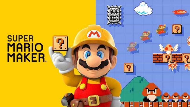 'Super Mario Maker' já vendeu mais de um milhão de cópias