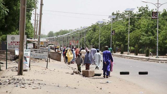 Atentados suícida deixam pelo menos 14 mortos em Maiduguri
