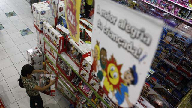 Troca de brinquedos estimula entrosamento e socialização