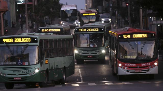 Greve dificulta transporte de passageiros no DF
