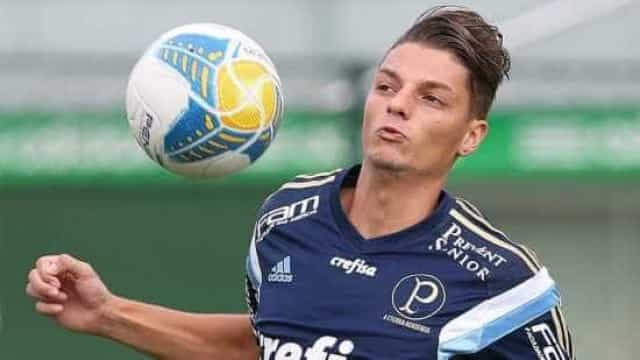 'É um sonho fazer o gol da classificação', diz volante do Palmeiras