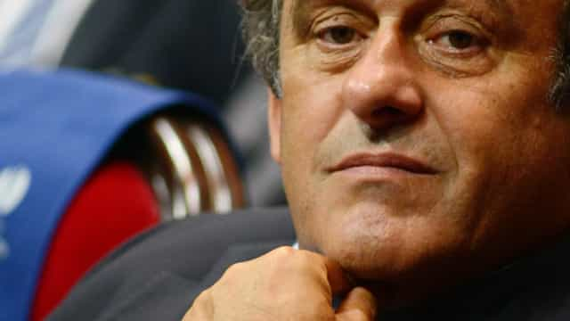 Itaquerão é a maior preocupação da Fifa, diz Platini