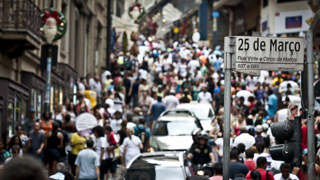Comércio em São Paulo enfrenta queda de 5,1% nas vendas