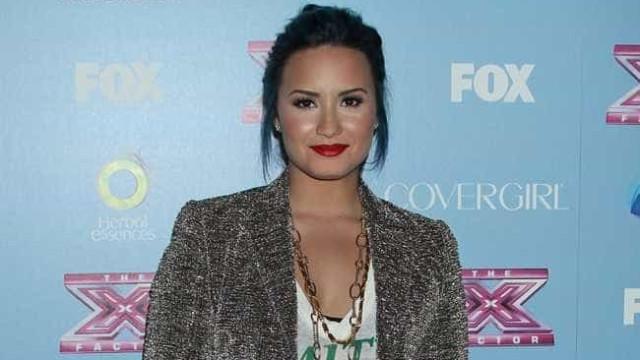 Demi Lovato levanta suspeitas de ser bissexual