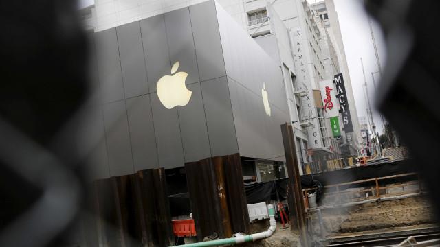"Carro da Apple faz primeira ""vítima"""