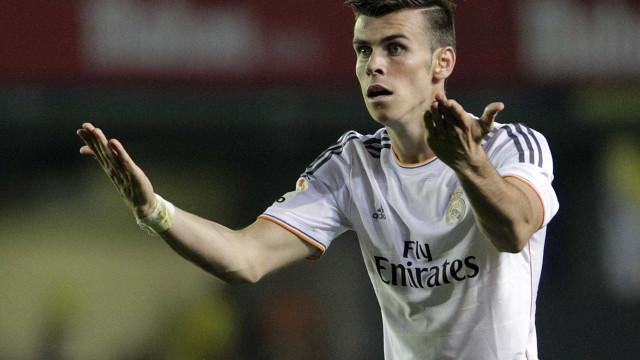 Bale treina e pode voltar ao Real contra o Villarreal