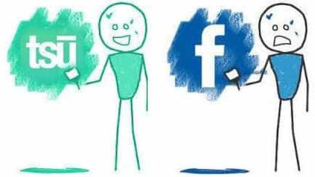 Facebook proíbe citações de usuários ao Tsu