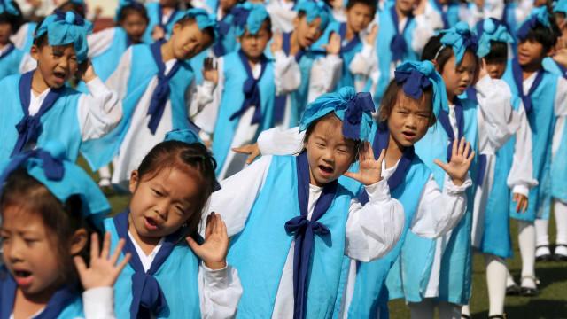 China terá mais 3 milhões de bebês por ano com fim de filho único