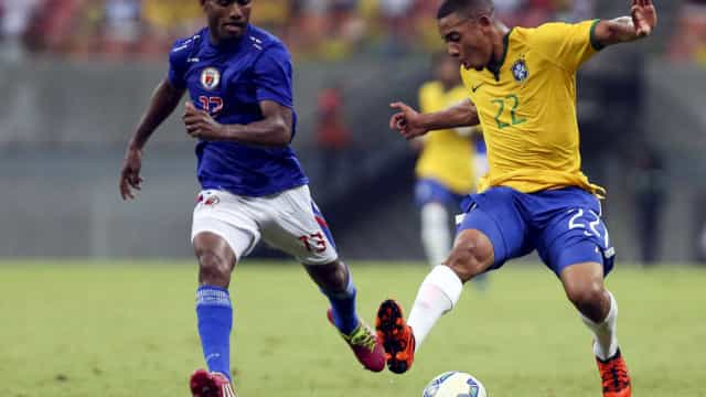 Com gols de Gabriel e Luan, seleção brasileira derrota EUA por 2 a 1