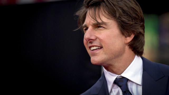 Igreja de Tom Cruise é proibida em Moscou