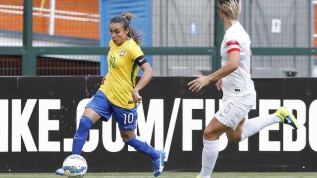 Seleção brasileira feminina perde em amistoso contra a Nova Zelândia