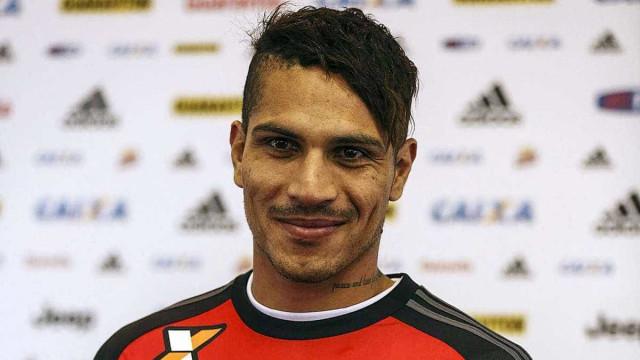 Fora da última rodada, Guerrero ficará ao menos 157 dias sem marcar