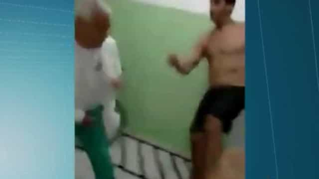 Homem que agrediu médico está proibido de deixar o país