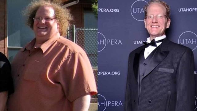 Yoga faz homem perder 136 quilos em um ano e meio