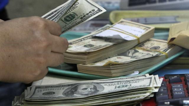 Entrada de dólares supera saída em US$ 7,764 bilhões no ano até o dia 6