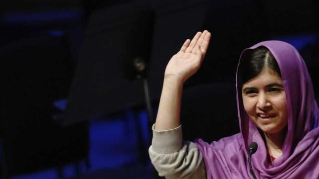 """Malala condena comentários """"cheios de ódio"""" de Donald Trump"""