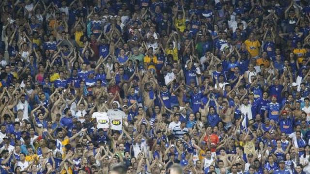 Cruzeiro festeja bom desempenho no fim de ano e série invicta de 13 jogos