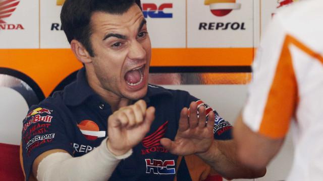 Fisco espanhol revela dívida de 7,8 mi de euros do piloto Dani Pedrosa
