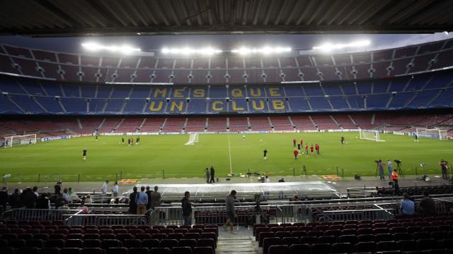 Barcelona negocia com a Nike um novo contrato milionário