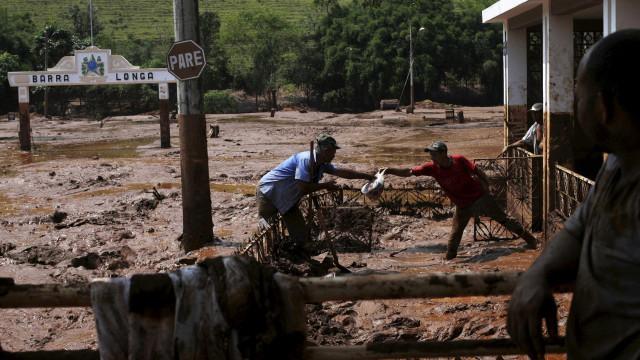 Fundo da Samarco para reparação de  danos tem  R$ 501 milhões