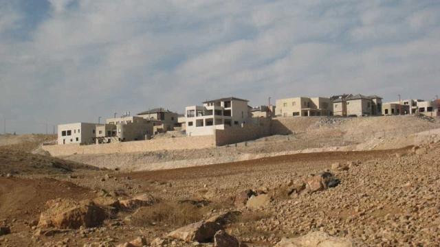 Israel pode construir 55.548 casas na Cisjordânia