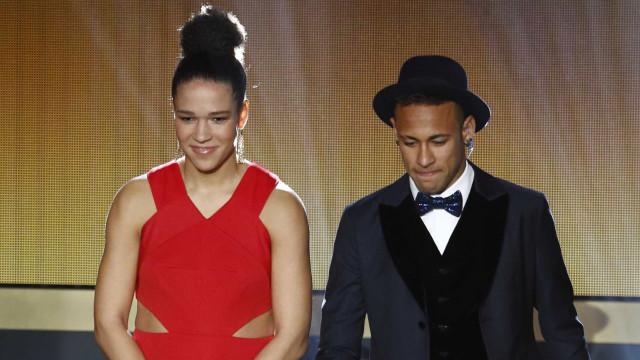 """""""Se ganhar, a gente faz festa, se não ganhar, faz festa"""", diz Neymar"""