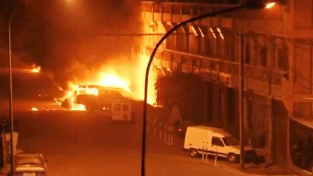 Ataque a hotel de Burkina Faso  deixa 20 mortos e 15 feridos