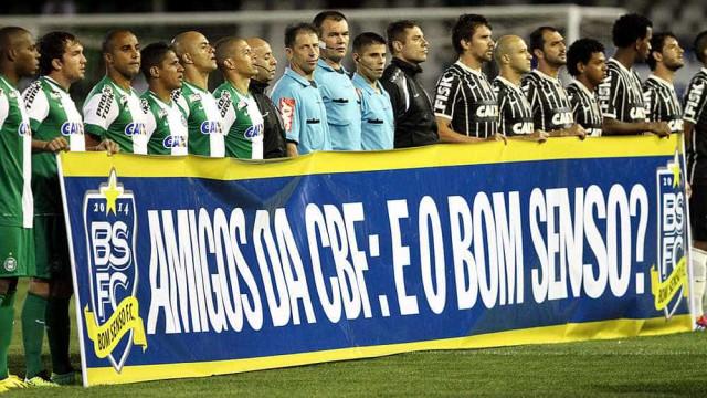 Bom Senso vê momento propício para clubes romperem com CBF