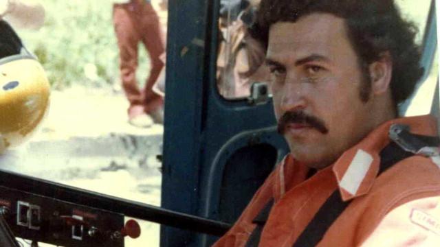 Cofre secreto é descoberto em mansão de Pablo Escobar