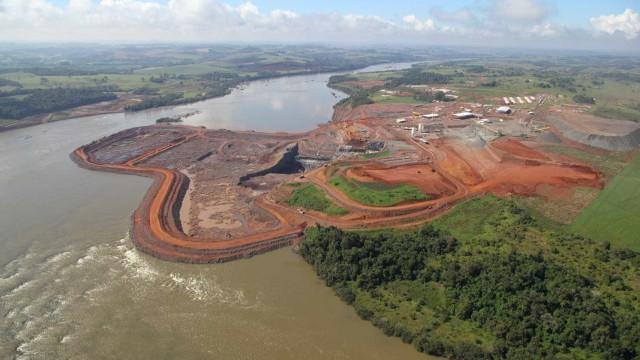 Início da operação comercial da Usina Baixo Iguaçu é adiado para 2018