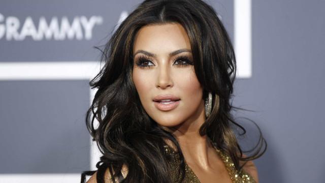 """Kim Kardashian: """"Meu filho é tão  bonito quanto eu"""""""