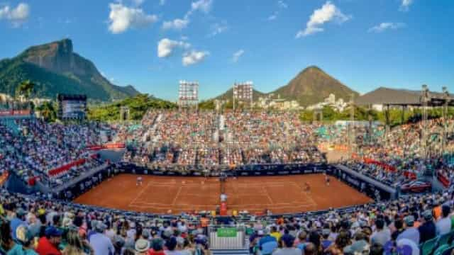 Clezar e Paula Gonçalves ganham convite para quali do Rio Open