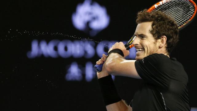Esposa dá à luz uma menina  e Andy Murray se torna pai