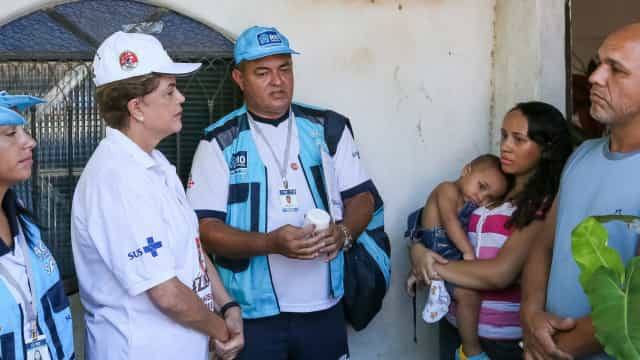 Zika Zero visitou 2,8 milhões de residências  em 428 municípios do país