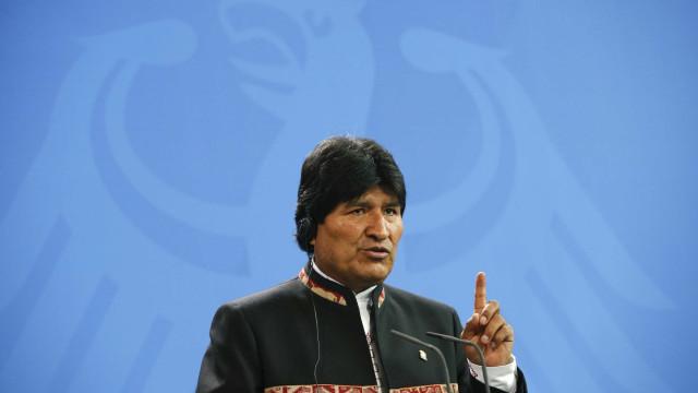 Bolivianos decidem neste domingo sobre reeleição de Morales