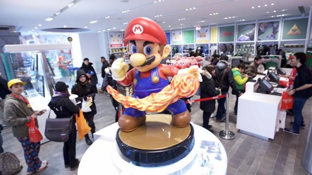 O 'Super Mario' tem uma nova 'casa', conheça