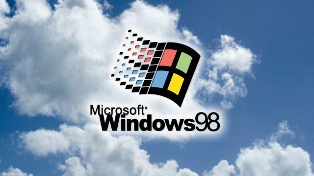 PC: Relembre como era o Windows 98
